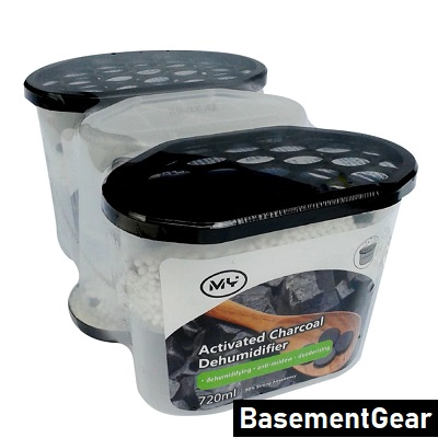 Charcoal-Based Dehumidifier