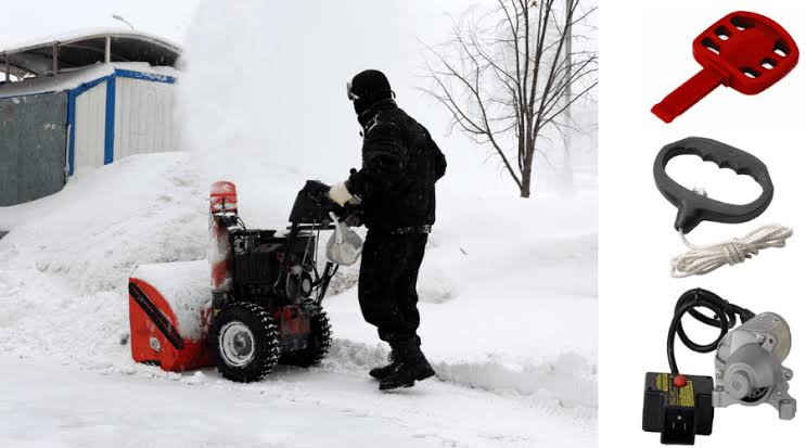 How To Start A Snowblower