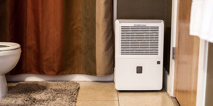 Removing Moisture from DeHumidifier