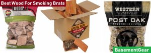 Best Wood For Smoking Brats