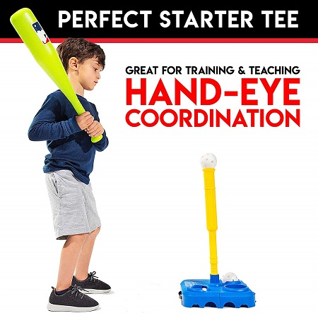Franklin MLB Tee-ball Batting Starter Set