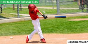 How to choose baseball bats for kids