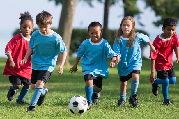 Sports For 4-Year-Olds