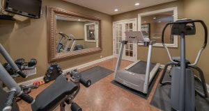 Build a Home GYM in Basement