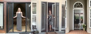 Choose Retractable Screen Doors