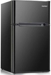 Kuppet Compact Refrigerator Mini Refrigerator