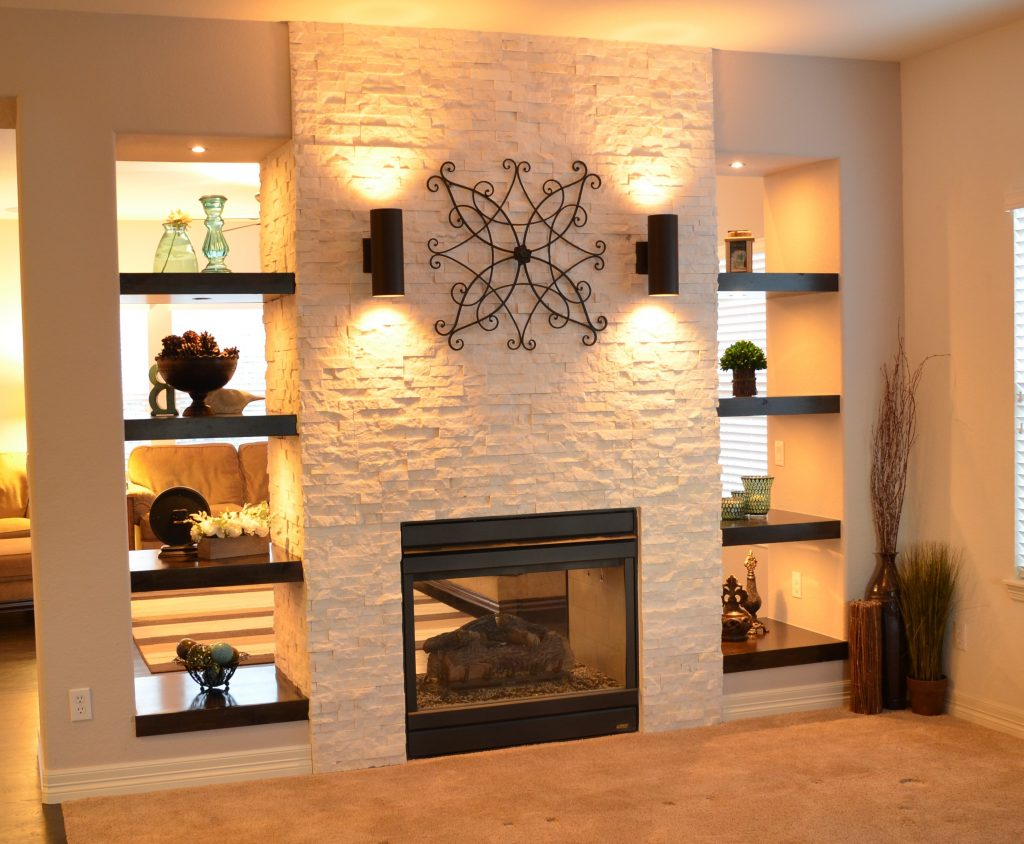 fireplaces for the basement