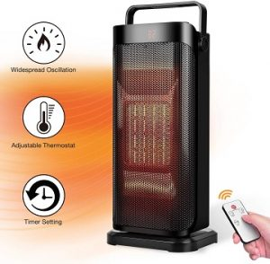 Electric Space Heater - 1500W