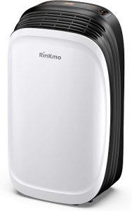 RINKMO 30 Pint Dehumidifier for Home Basements Bedroom Garage,