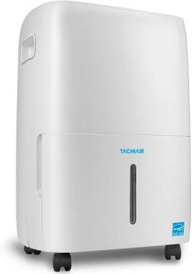 TACHIAIR 70-Pint Dehumidifier with Pump, Energy Star Rated for Basements