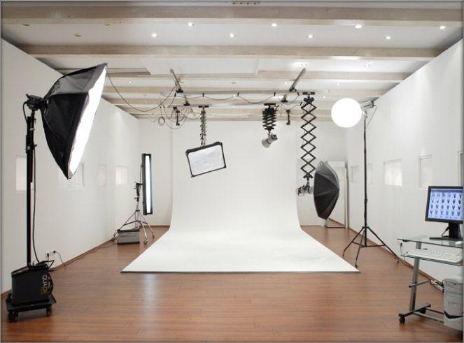 diy basement photography studio