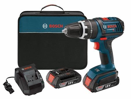 Bosch Power Tools Drill Driver Kit DDB181-02 12 inch