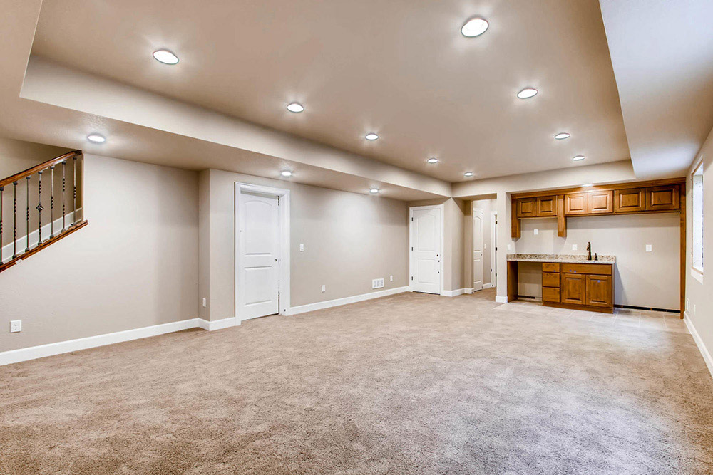 finish a basement ceiling
