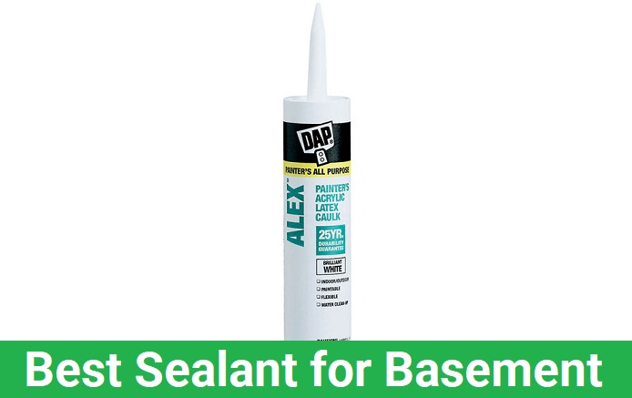 Best Sealant for Basement