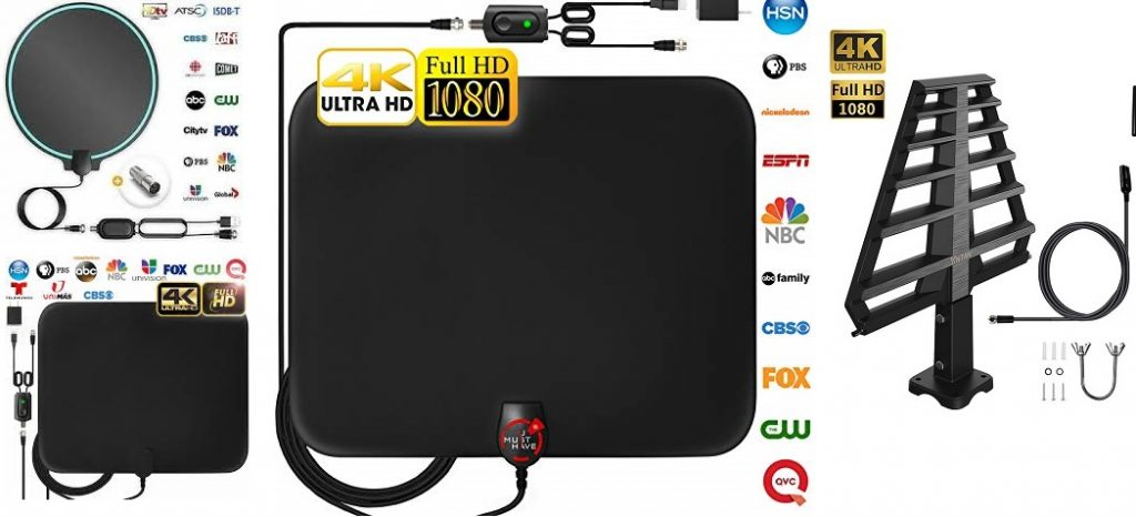 Best TV Antenna for Basement