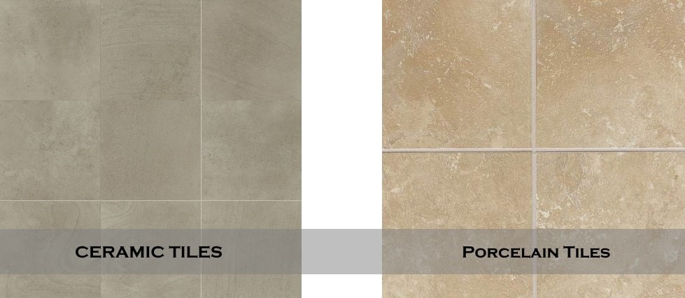 Porcelain and Ceramic Tile