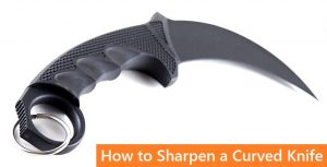 How to Sharpen a Curved Knife