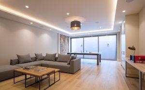 Furniture for a damp basement