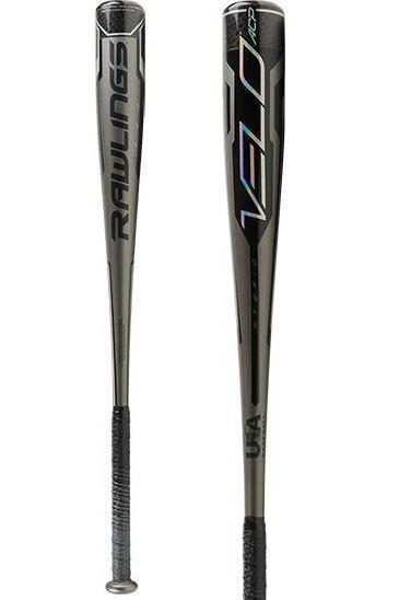 Rawlings 2021 Velo BBCOR -3 Baseball Bat Series